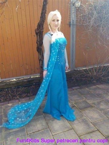 Printesa Elsa (Frozen)