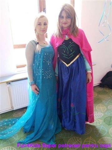 Elsa si Ana (Frozen)