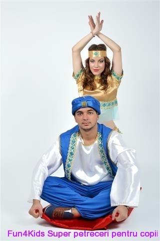 Aladin si Jasmine