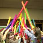 petrecere copii cu animatorii Fun4Kids