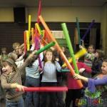 petrecere copii cu animatorii Fun4Kids!