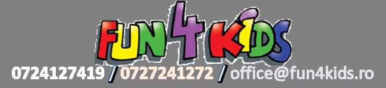 Fun4Kids Super petreceri pentru copii